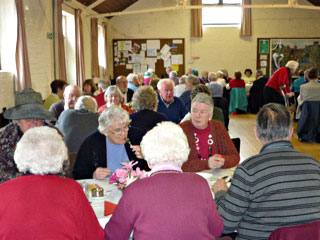 Community Lunches in Bampton
