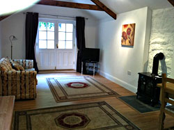 Garden Cottage, Bampton - interior
