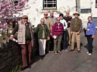 Guided Town Trails in Bampton