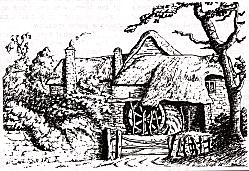 Manor Mill in about 1801