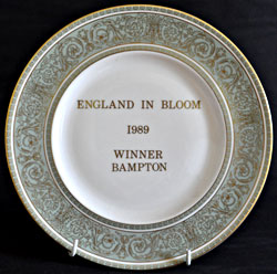 England in Bloom 1989