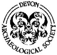 Devon Archeological Society