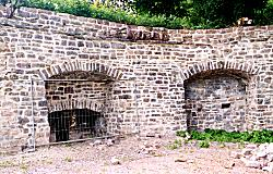 Lime kiln, mILLENNIUM gREEN