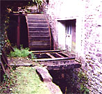 Manor Mill - the mill wheel