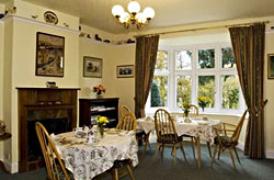 Winsbere B&B Dining Room